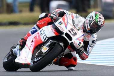 Raih Podium Kedua di MotoGP Belanda, Danilo Petrucci: Hampir Saja Saya Menang