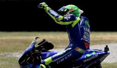 Komentari Buruknya Penampilan Zarco di MotoGP Belanda, Valentino Rossi: Dia Coba Sesuatu yang Tidak Mungkin