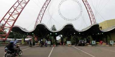 Lebaran Kedua, Objek Wisata Ancol Diserbu 875 Ribu Pengunjung