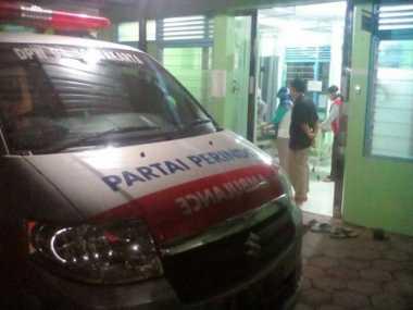 Rescue Perindo DIY Evakuasi Korban Kecelakaan