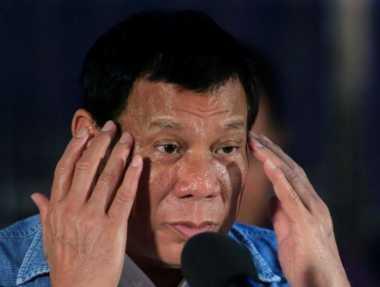 Dirumorkan Sakit, Jubir Kepresidenan Filipina: Presiden Baik-Baik Saja