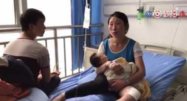 Keluarga Ini Selamat dari Tanah Longsor Berkat Tangisan Bayi