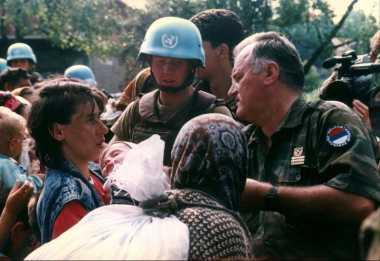 Belanda dan PBB Bertanggung Jawab atas Kematian 300 Muslim di Srebrenica
