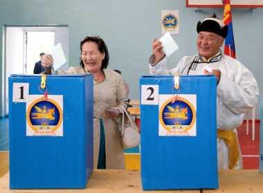 Pemilu Presiden Mongolia Tak Menangkan Siapa pun, Kok Bisa?