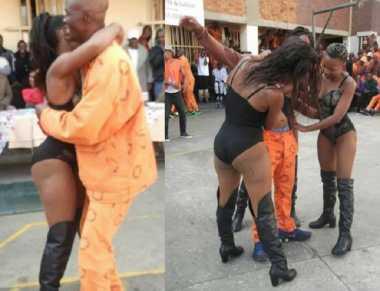 Heboh! Penjara Afrika Selatan Izinkan Penari Telanjang Hibur Narapidana