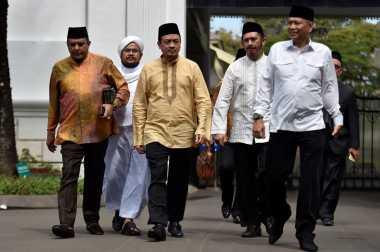 Sebelum Bertemu Presiden Jokowi, GNPF-MUI Temui JK Tiga Kali