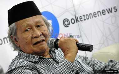 Soal SMS Hary Tanoe, Ridwan Saidi: Sumir dan Dipolitikin untuk Menyudutkan Seseorang