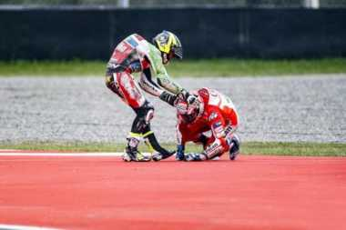 Bertekad Raih Gelar Juara Dunia MotoGP 2017, Dovizioso Sesalkan Kegagalan di Argentina