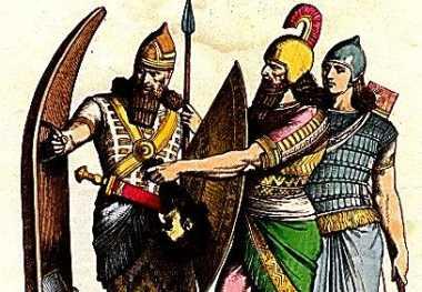 OKEZONE STORY: Prajurit Kuno Mengecat Kuku untuk Menakuti Musuh