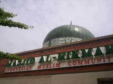 Otoritas New York Tangkap Imam Masjid Asal Indonesia
