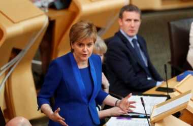 PM Skotlandia Tunda Perkenalkan UU Referendum Kemerdekaan dari Inggris