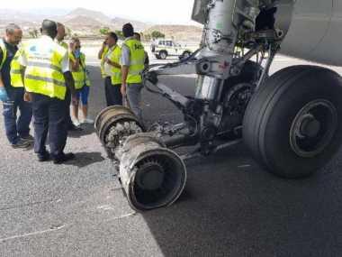 Roda Pesawat Jet2 Meletus saat Mendarat di Bandara Spanyol