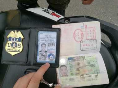 Ditilang Polisi China, Pengemudi Keluarkan Lencana CIA