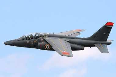 Wow! Jenderal Prancis Naik Jet Tempur untuk Berakhir Pekan