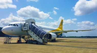 Paksa Difabel Panjat Tangga Pesawat, Maskapai Murah Jepang Dikecam