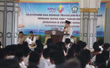 Hary Tanoe Dizalimi, Ketua DPD Perindo Jakbar: Ini Unsur Politik untuk Mengkriminalisasi