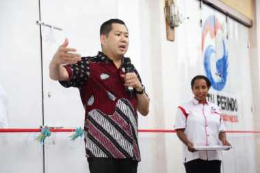 Ketum Perindo Dizalimi Jaksa soal SMS, Fokal IMM: Kekuasaan Itu Tak Akan Abadi!