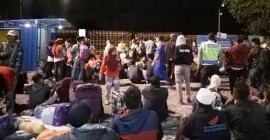 Arus Mudik Masih Terjadi, 900 Orang Berangkat Menuju Semarang