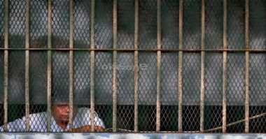 Perketat Penjagaan, Polisi Periksa Seluruh Tahanan di Mapolres Gorontalo