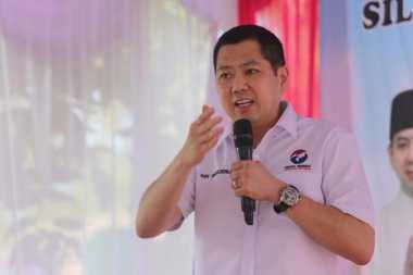 Soal SMS Hary Tanoe, Pemuda Perindo Yogyakarta: Penegak Hukum Harus Kebal Kritik