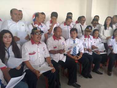 Ketum Perindo Dikriminalisasi, DPW Perindo Bali Lakukan Perlawanan