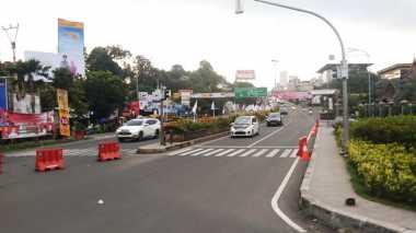 H+4, Polisi Berlakukan Jalur Puncak Satu Arah ke Jakarta