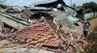 42 Rumah Rusak Akibat Angin Puting Beliung di Langkat
