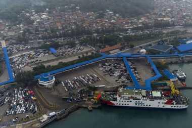 Arus Balik Sepi, 1.087 Pemudik Berangkat ke Pulau Jawa dari Pelabuhan Panglima Utar