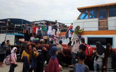 Puncak Arus Balik di Pelabuhan Sampit Diprediksi Terjadi pada Akhir Pekan