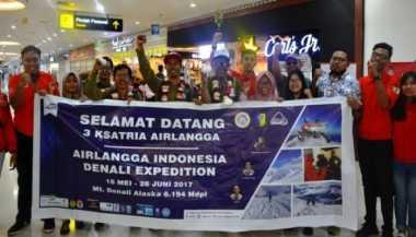 Kisah Mahasiswa Indonesia Berhasil Taklukkan Gunung Denali di AS