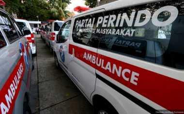 'Kami Sangat Terbantu dengan Ambulans Gratis Perindo'