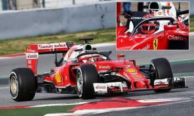Bikin Keputusan Kontroversial, FIA Resmikan Halo Musim 2018