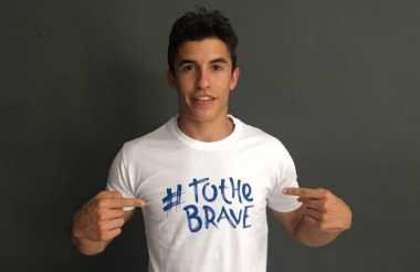 Jeda Balapan, Marquez Isi Waktu Luangnya dengan Bantu Penderita Kanker