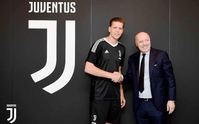 Resmi Gabung Juventus, Ini Komentar Szczesny