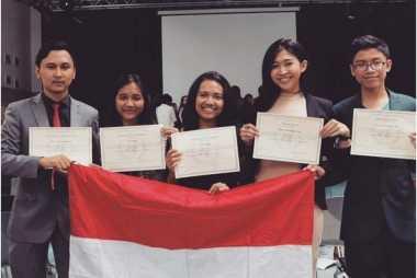 Keren! Mahasiswa Indonesia Ukir Prestasi di Belanda