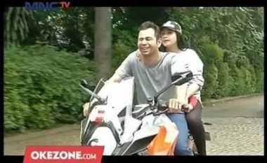 Raffi Ahmad Kurangi Main Motor Sejak Nikah, Ini Alasannya