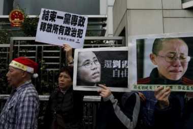 Janda Almarhum Pejuang Demokrasi China Liu Xiaobo Menghilang