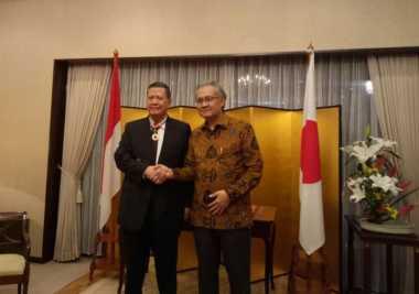 Pemerintah Jepang Anugerahkan Bintang Jasa untuk Tokoh RI