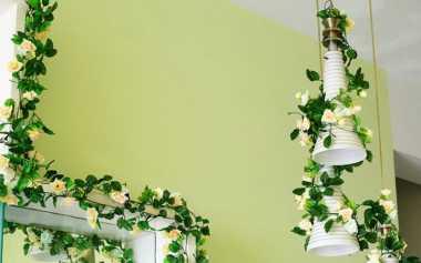 Bagusnya Rumah Serbaputih Dipasang Wallpaper seperti Apa Ya?