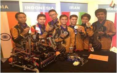 TOP NEWS (6): Inovatif dan Kreatif, Robot Karya Siswa Madrasah Indonesia Juara di Amerika