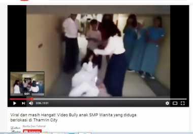 Agar Jera, Pelaku Bullying Harus Mendapatkan Pengawasan Ekstra