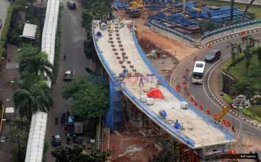 Pemprov DKI Akan Uji Open Traffic Simpang Susun Semanggi untuk Evaluasi Lalu Lintas