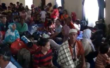 Tolong! Korban Banjir Belitung Timur Kekurangan Bantuan Pakaian