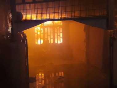 41 Rumah Terbakar di Medan, BPBD Dirikan Posko Pengungsian di Masjid
