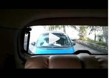 Viral! Mobil Goyang Terekam di Pekanbaru, Pelakunya Beradegan Ini...