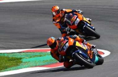 Struggle dengan KTM, Bradley Smith: Kami Para Pembalap Terus Kerja Keras