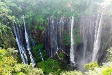 OKEZONE WEEK-END: Keren! 3 Air Terjun di Indonesia Mirip Niagara Lho