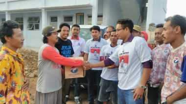 Top! Jadi Langganan Banjir Rob, Perindo Pekalongan Fokuskan Bakti Sosial di 2 Kelurahan Ini