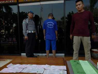 Tipu Para Pencari Kerja dengan Bayar Rp7 Juta, Calo Ditangkap Polisi