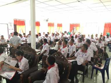 Optimis Hadapi Verifikasi Faktual, Perindo Cirebon: Kami Yakin Kerja Keras Tak Bohongi Hasil